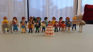 Lote de Playmobils