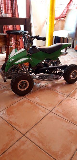 mini moto quad. 50cc