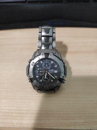 Reloj Racer titanium