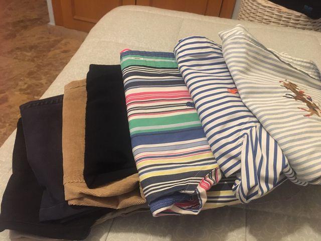 Lote ropa niño talla 11-12