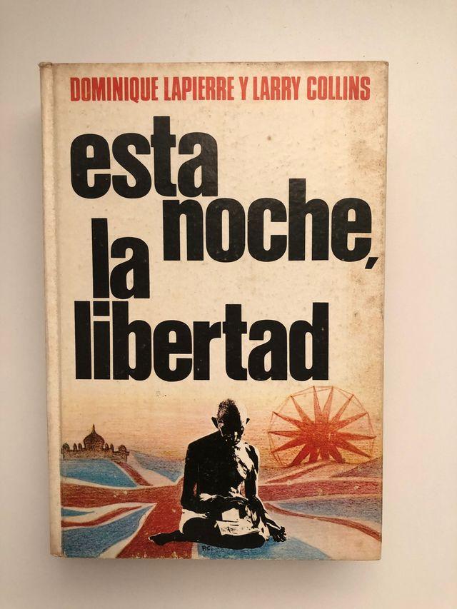 Libro 'esta noche, la libertad'