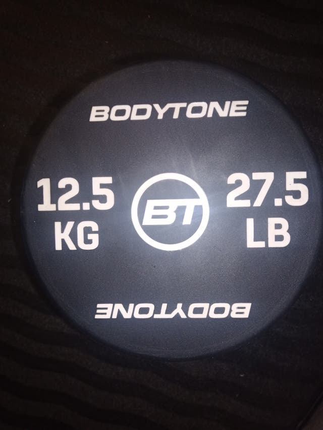 Mancuerna 12.5kg PRO