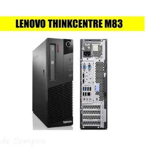 PC REACONDICIONADO LENOVO M83 SFF i5-4590 8GB 240G