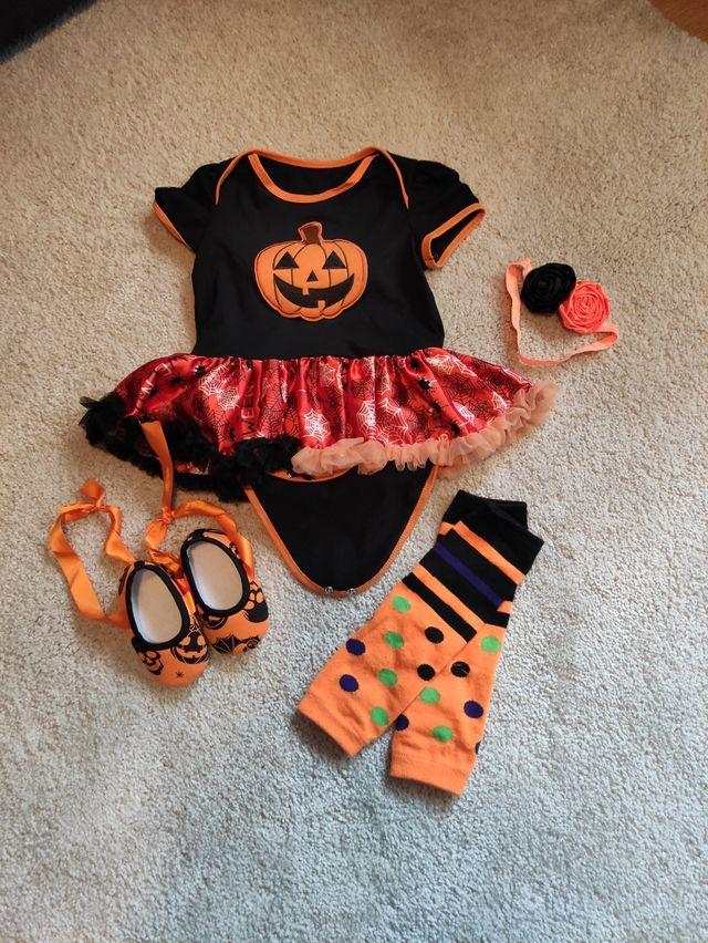 Halloween disfraz bebe