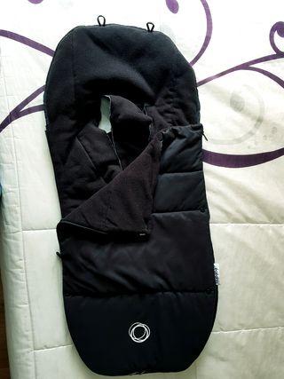Saco negro silla Bogaboo invierno
