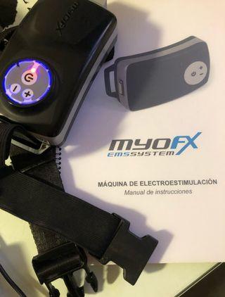 MYOFX ELECTROFITNESS ELECTROESTIMULACIÓN CHALECO