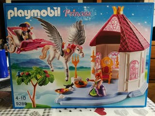 Playmobil Princess 9289 Castillo Princesa Pegasus
