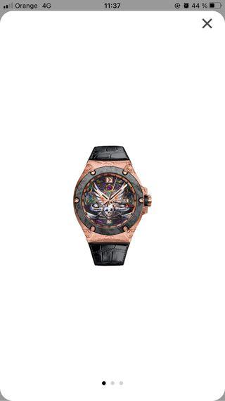 Reloj Automático Oro Rosa