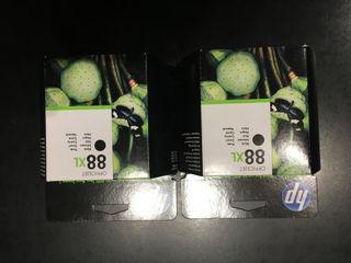 Cartucho HP Officejet 88 XL negro