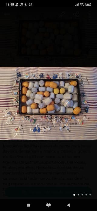 Lotazo 89 sorpresas nuevas de huevos de chocolate