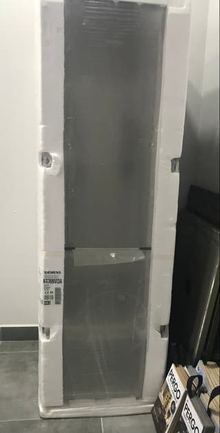 Frigorifico SIEMENS Q300 KG36NVI3A 60x186 Inox