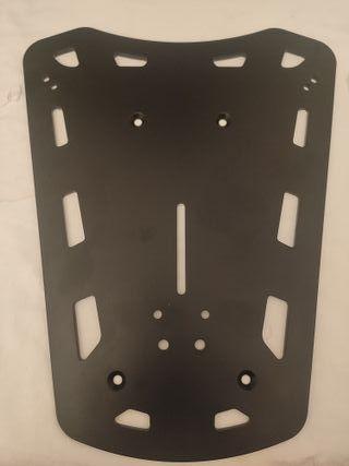 Parrilla portaequipaje aluminio