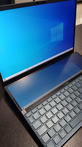 ASUS ZenBook Duo UX481. como NUEVO. GARANTIA.