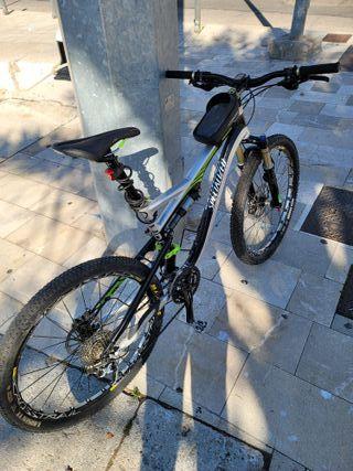 Bicicleta De Montaña Doble Suspensión De Segunda Mano En Palma De Mallorca En Wallapop