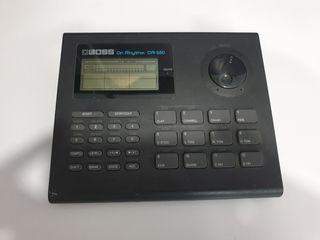 Caja de RITMOS BOSS DR-550