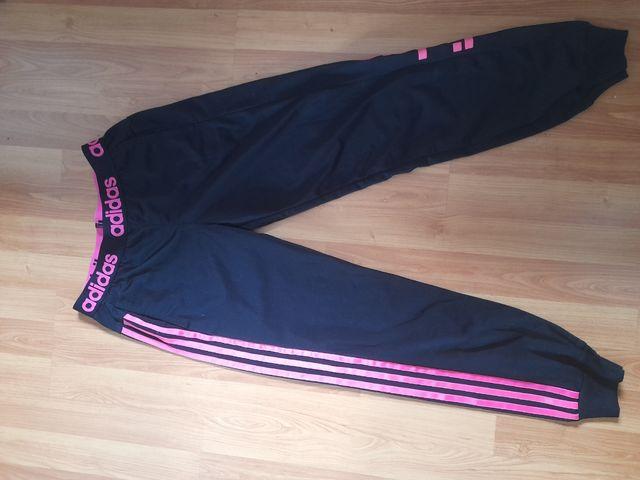 Pantalon De Chandal Adidas Mujer De Segunda Mano Por 17 En Parla En Wallapop