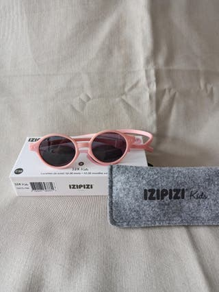 Gafas sol rosa niña Izipizi