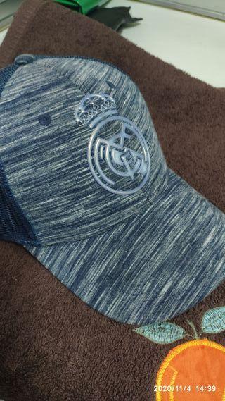 Gorra Oficial Real Madrid