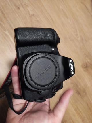 Cuerpo Canon 70D