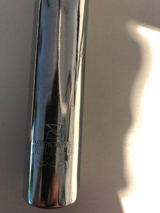 Manillar NITTO PISTA B123 400mm