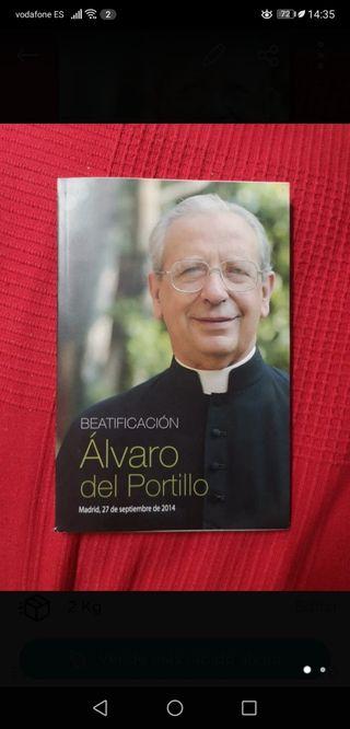 Libro beatificacion Alvaro del Portillo