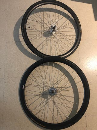 Set de ruedas fixie