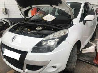 Despiece de Renault Scenic III 1.5 DCI año 2011