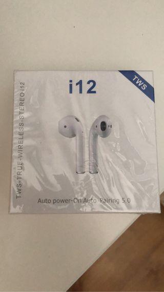 Auriculares inalámbricos i12