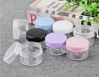10g/ Vacío de plástico maquillaje