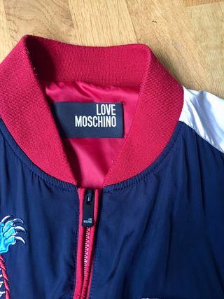 Bomber caballero LOVE MOSCHINO