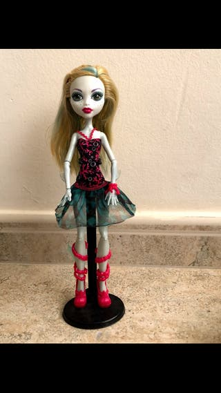 Lagoone blue monster high