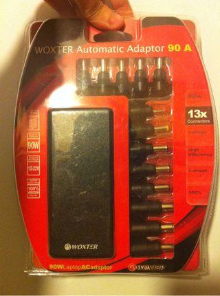 Adaptador woxter 90A