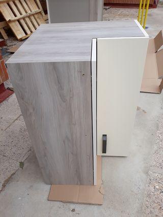 mueble cocina rinconera 2 puertas