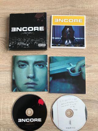 CD EMINEM - ENCORE (LIMITED)