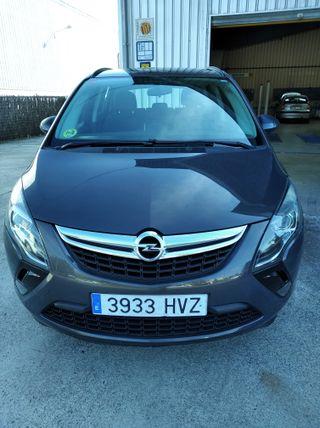 Opel Zafira Tourer 2014