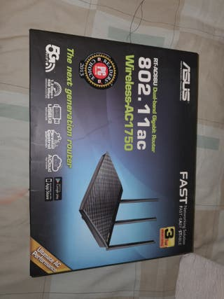 Router Asus 1750 mbps