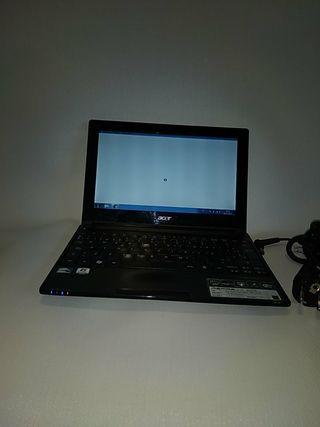 """Ordenador portatil 10"""" Acer Aspire one D255"""