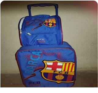 maleta y neceser