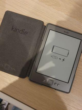 libro electrónico Kindle
