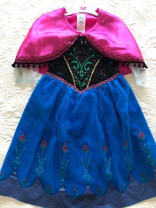 Disfraz Disney Anna de la película Frozen