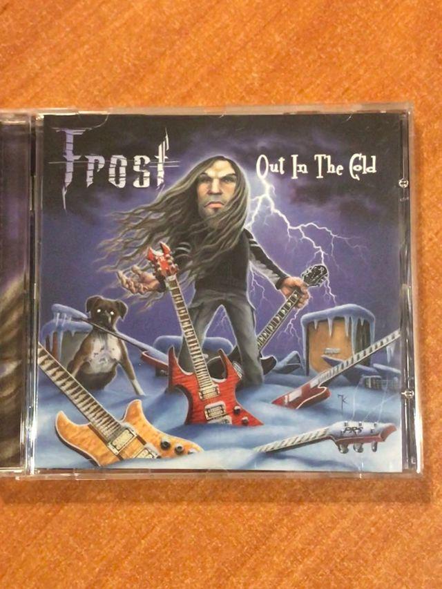 Cd metal Frost