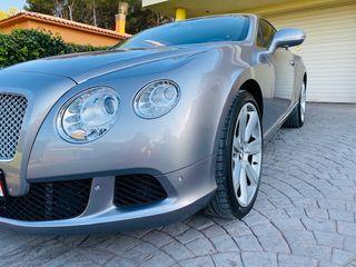 Bentley Continental GT Mulliner 2011