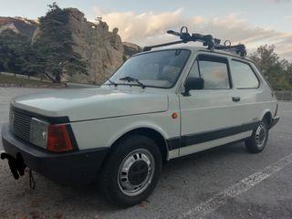 SEAT 127 fura L 1982
