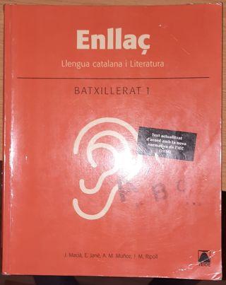 Libro Catalan 1° bachillerato