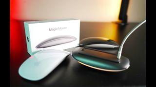 APPLE RATÓN Magic Mouse 2