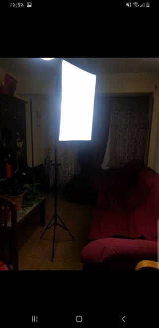 Foco de luz fotografía