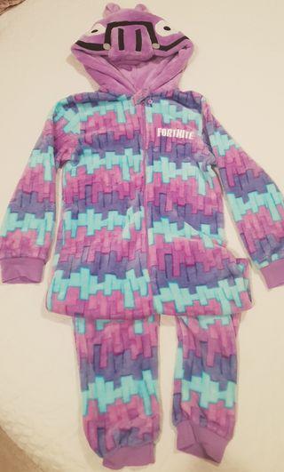 pijama Fornite talla s 9-10