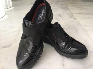 Zapatos callaghan negros