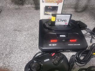 Consola Megadrive 2
