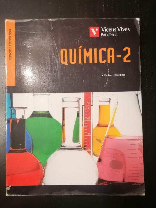 Quimica-2 Bachillerato CATALÁN